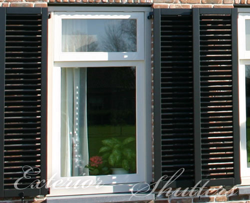 Normandy Shutters